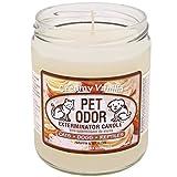 Pet Odor Exterminator Candle Creamy Vanilla13 oz