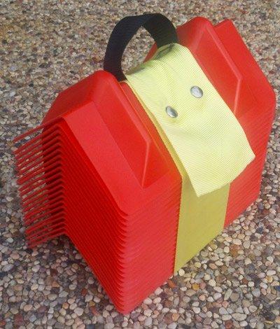 Corner Protector VeeBoards2Go Vee Boards(20 PACK) 4'' x 11''