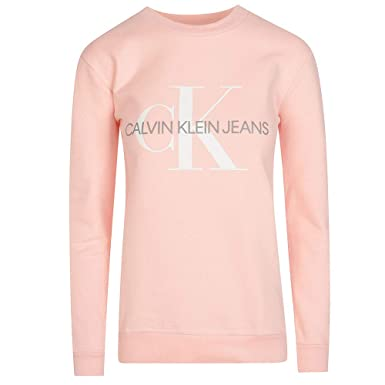 Klein Vêtements Sweatshirt Calvin Femmes J20j207830 Et C0dd1ag