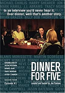 Dinner For Five, Episode 41