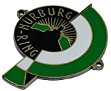 Nurburgring Grille Badge emblem for your Porsche