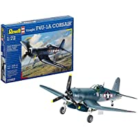 Revell Vought F4U-1D Corsair, Kit de Modelo, Escala