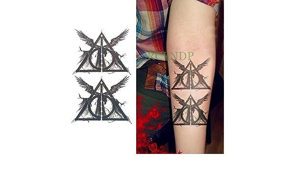 5 Piezas de Pegatinas de Tatuaje Impermeables Ancla Tatuaje de ...