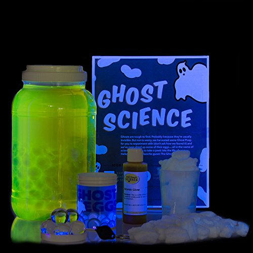 Steve Spangler's Ghost Science Kit, Science Experiment Kit for Kids and Classroom