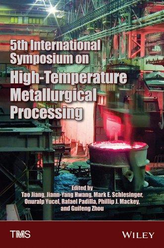 5th International Symposium on High Temperature Metallurgical Processing