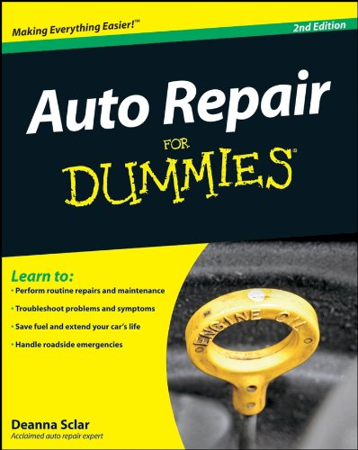 (Auto Repair For Dummies)