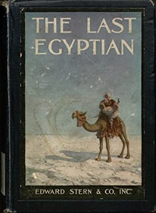 book cover of The Last Egyptian