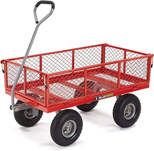 Gorilla Carts GOR800-COM Steel
