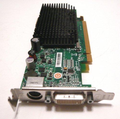 (Dell ATI Radeon X1300 Pro 256MB PCI-E Low Profile Video Card JJ461)