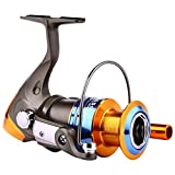 Cheap Spinning Saltwater Fishing Reel 12+1bb Fishing Reels 5.2:1 (A650)