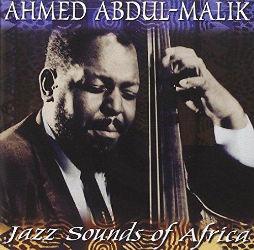 CD : Ahmed Abdul-Malik - Jazz Sounds Of Africa (CD)