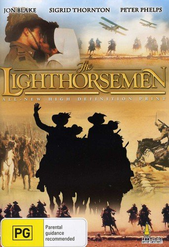 Blu-ray : Lighthorsemen (Australia - Import)