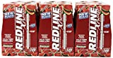 VPX REDLINE Xtreme Energy RTD Beverage, Watermelon, 8-Ounce Bottles (Pack of 24)