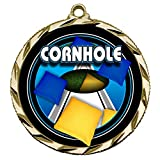 CornHole Medals (6-pk)