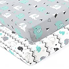 Get Our Top-Notch          Crib Sheet          Now And Make Your Day A Breeze- For Happy Babies & Proud Parents!              Do you want to provide the absolute softness portable crib sheets to your little ones?       If ...