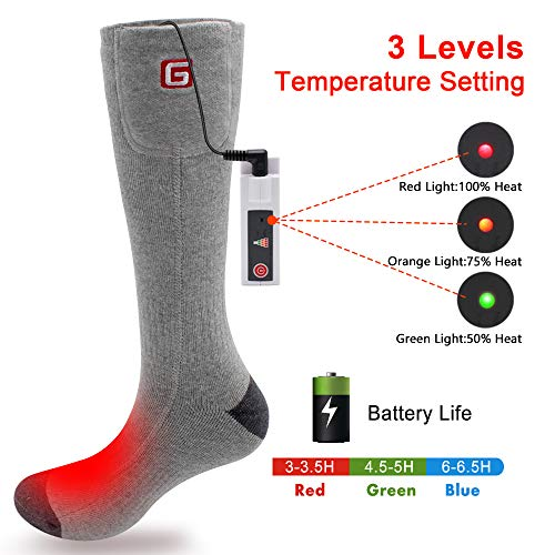 Buy electric socks for skiing