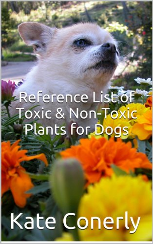 Reference List of Toxic & Non-Toxic Plants for Dogs