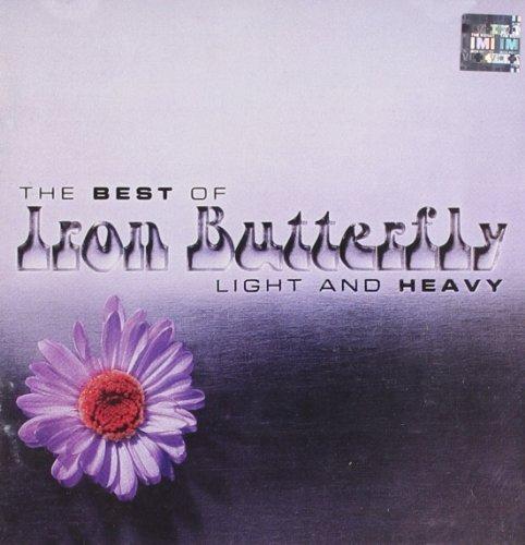 Light & Heavy: Best of by Iron Butterfly (January 19, 1993) (Iron Butterfly Light And Heavy The Best Of)