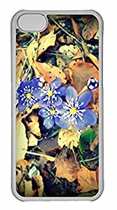 linfengliniPhone 5C Case, Personalized Custom Spring Is Waking Up for iPhone 5C PC Clear Case
