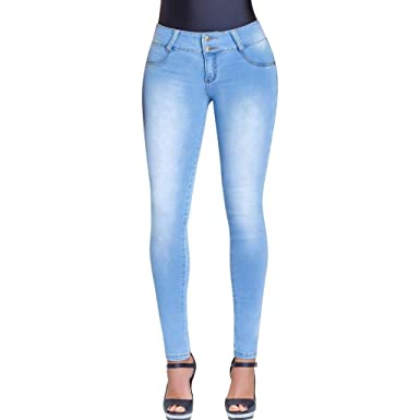 e4d977d5d9f L.O.W.L.A SHAPEWEAR LOWLA Colombian Skinny Butt Lifting Jeans | Jeans  Colombianos Levanta Cola