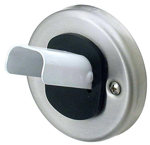 Frost 1150 Stainless Steel White Safety Coat Hook