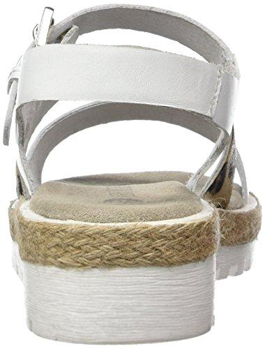 ARQUEONAUTAS 6751 - Sandalias Mujer Blanco - blanco (blanco)