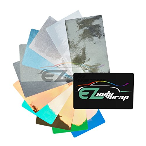 *Psychedelic Gloss Metallic Glossy Rainbow Holographic Vinyl Wrap Air Release