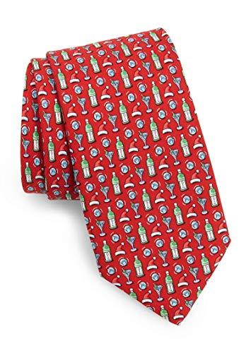 Vineyard Vines Men's Gin-Gle Bells Tie