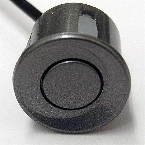 AUTOOUTLET- Sensor aparcamiento 4 detectores ultrasonidos Gris mar y avisador acústico: Amazon.es: Coche y moto