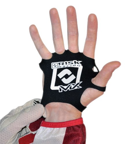 Price comparison product image Risk Racing Palm Protector (Black, Large/X-Large)