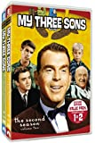 My Three Sons: Season 2, Vols. 1 & 2