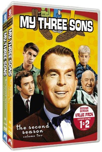 my 3 sons dvd - 2