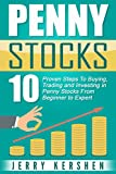 Penny Stocks: 10 Proven Steps To Buying, Trading, and Investing in Penny Stocks From Beginner to Expert (Penny Stocks Guide)