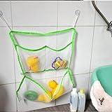 Baby Bath Bathtub Toy Mesh Storage Bag Organizer