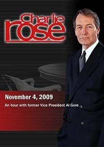 Charlie Rose -  Al Gore (November 4, 2009)
