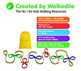 Childrens Walking Rope (12 Child). Teacher Designed. Other Sizes Available. Premium Quality. Extra Safety Feature on Handles. High Viz Detailing.