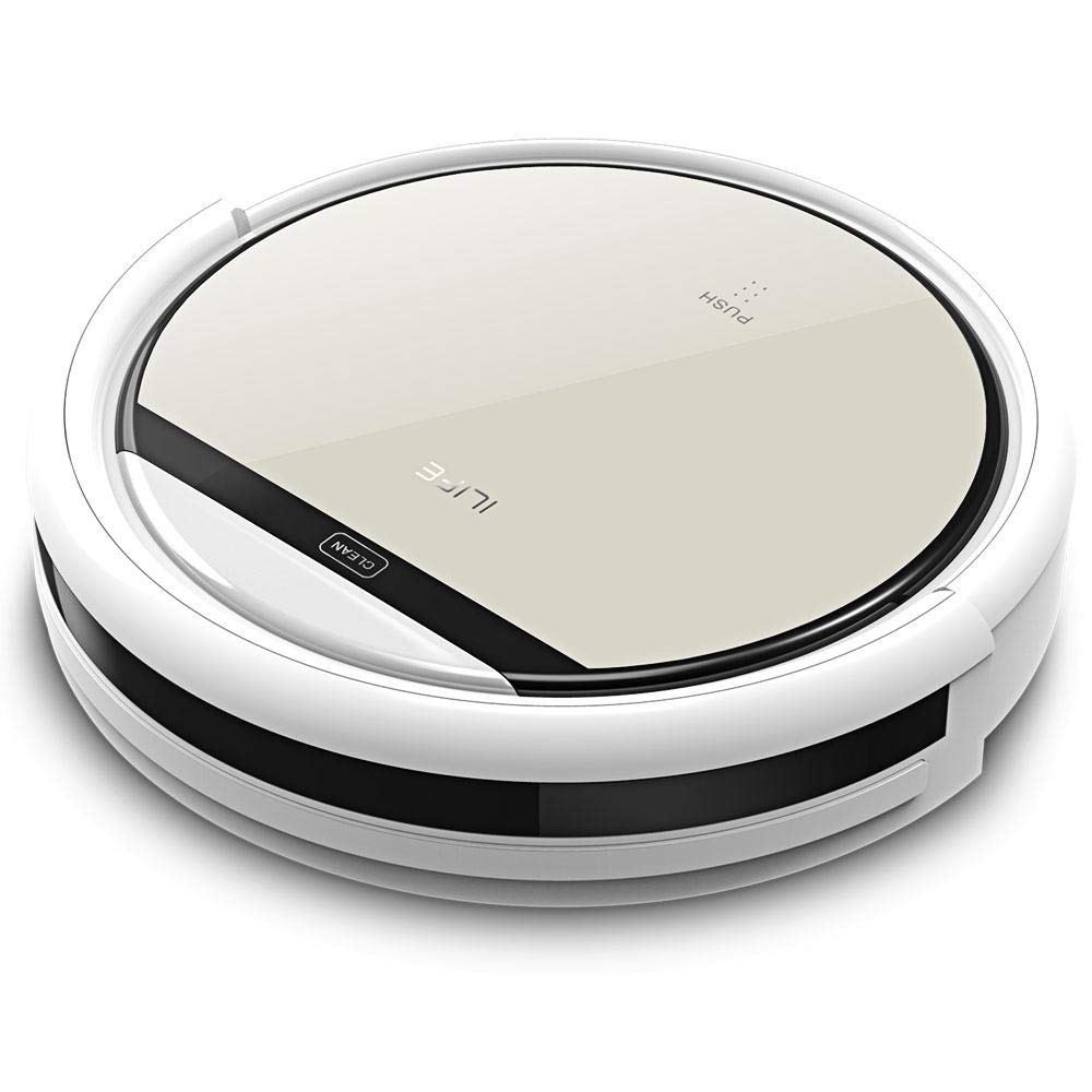 Amazon.com: YOOJOP ilife V5 Vacuum Cleaning Robot LCD Touch Remote Control Aspirador Produced by YOOJOP (Color : Like The Picture, Size : EU Plug): ...