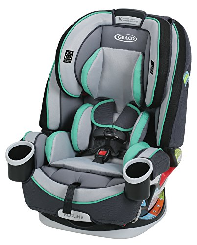 Graco 4Ever 4-in-1 Convertible Car Seat, Basin, One Size