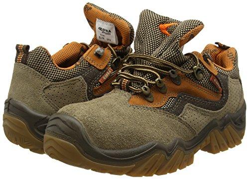 "Cofra 80440–000.w39Talla 39s1P HRO SRC appennini ""zapatos de seguridad, color marrón"