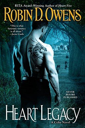 Heart Legacy (A Celta Novel)
