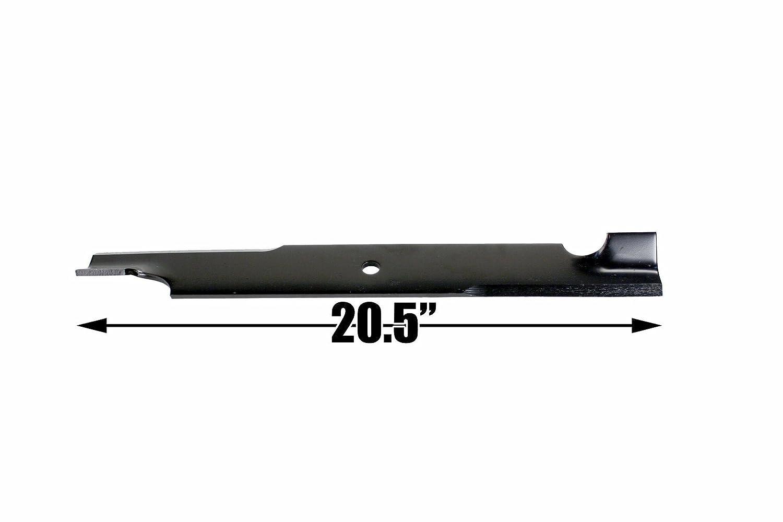 9 EE. UU. Cortacésped cuchillas Exmark 103 - 1580-s, 103 - 2530 ...