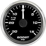 Speedhut GT26-BS04 Ford GT Boost Gauge, 2-5/8''