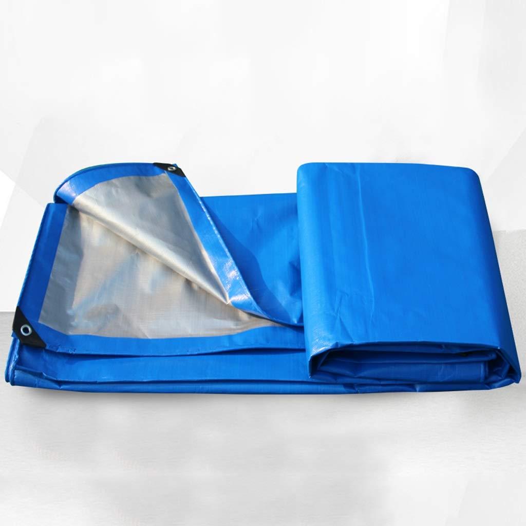 sconto di vendita CKH Isolamento di Ispessimento del Panno Antipioggia Panno Impermeabile Tela Tela Tela impermeabilizzante per Protezione Solare Tenda da Sole Telo di plastica Telo di Tela Cerata Tela Cerata  benvenuto a comprare