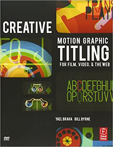 Buy Creative Motion Graphic Titling for Film, Video, and the