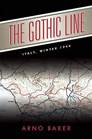 book cover of The Gothic Line