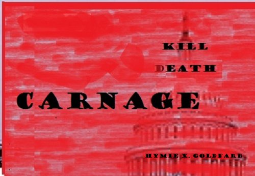 Blood on the Beach (Capitol Carnage Book 3)