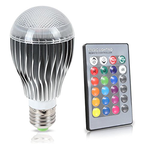GPCT LED 9W Color Changing Bul