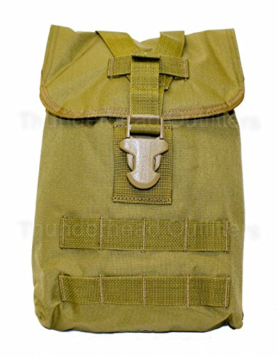 Used, Eagle Industries MOLLE MLCS Charge Pouch, Khaki for sale  Delivered anywhere in USA