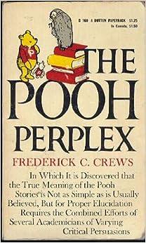 Book The Pooh Perplex: A Freshman Casebook