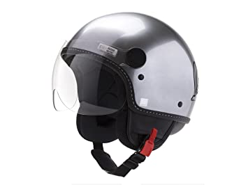 Vespa Jet Casco Steel